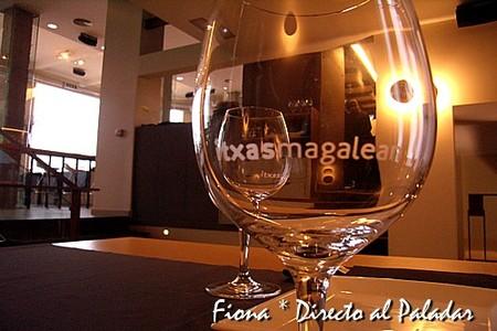 Restaurante Itxas Magalean, en San Sebastián-Donostia
