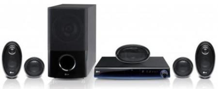 LG HB954SP, un sistema de cine en casa con algo más