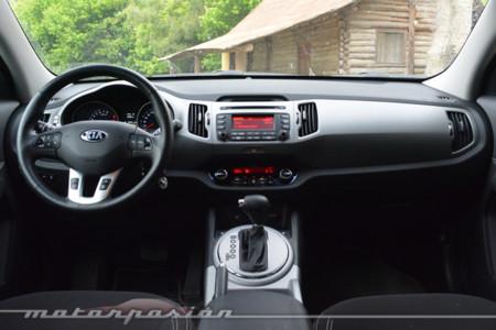 Kia Sportage 4 1000 Interior
