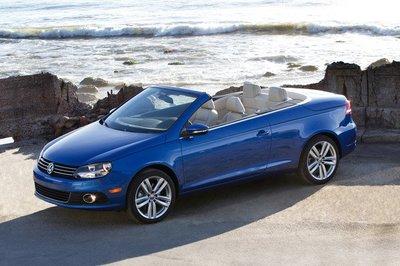 Volkswagen desvela los motores del Eos 2011