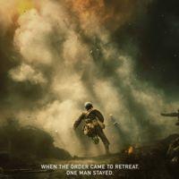 'Hacksaw Ridge', épico cartel de la nueva película de Mel Gibson