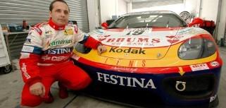 Luis Monzón con un 207 S2000 en el Rally Villa Joiosa