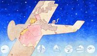 'El piloto y el principito', de Peter Sís
