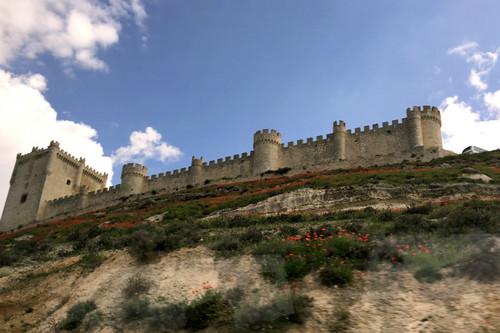 El Castillo de Peñafiel, la peña más fiel de España