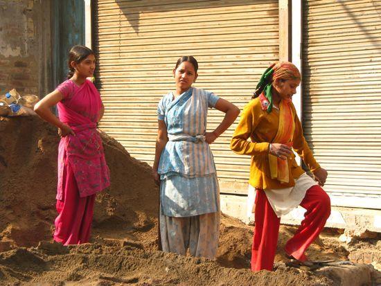 Foto de Caminos de la India: Delhi (8/14)