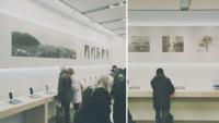 Crea algo nuevo, las tiendas de Apple se convierten en galerías de arte creado por sus usuarios