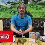 Eiji Aonuma nos deleita con el unboxing de la edición limitada de TLOZ: Breath of the Wild