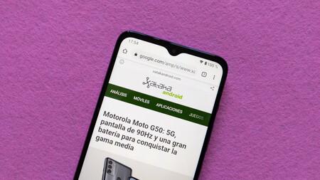 Análisis del Moto G50