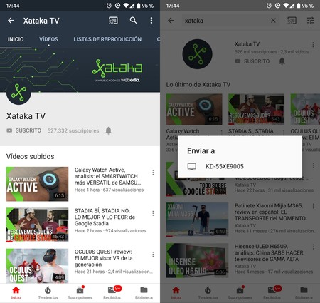 Xataka Youtube
