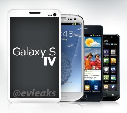 ¿Qué os parecen las últimas filtraciones del Samsung Galaxy S4? Más cuadrado y sin botón físico