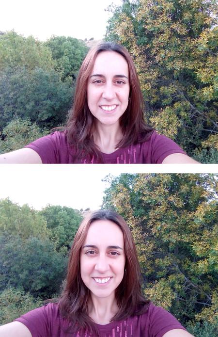 Xperia L2 Selfie Piel Suave
