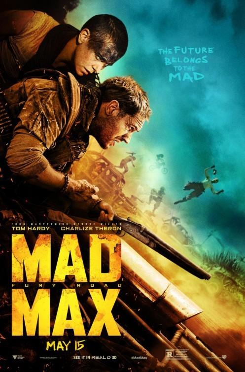 Foto de 'Mad Max: Furia en la carretera', carteles (7/13)