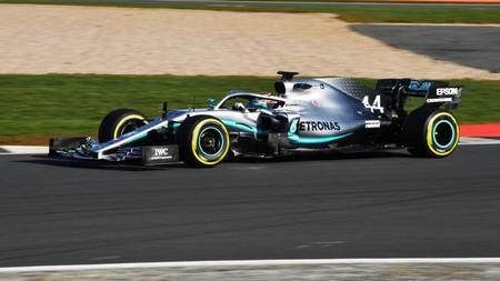 Lewis Hamilton Montmelo 2019