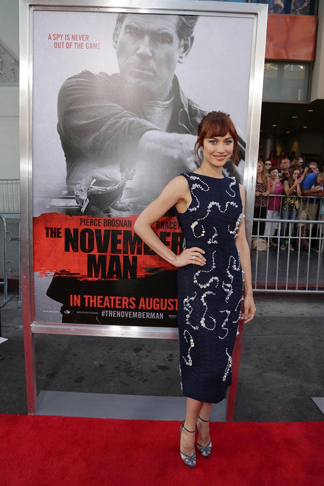 Premiere La conspiración de noviembre en LA