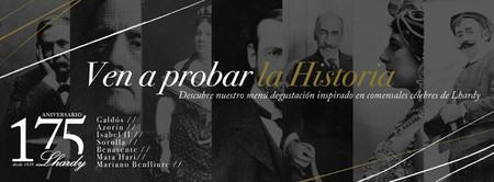 Con motivo de su 175 Aniversario, Lhardy anuncia sus nuevas tertulias y su renovado menú degustación