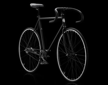 Svart, la bicicleta de museo de Bike ID