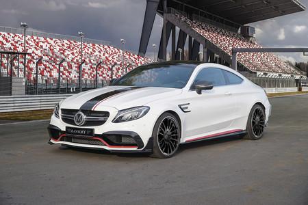 Mansory se anticipa al Mercedes-AMG C 63 R con una espectacular preparación: 650 CV y 850 Nm de par