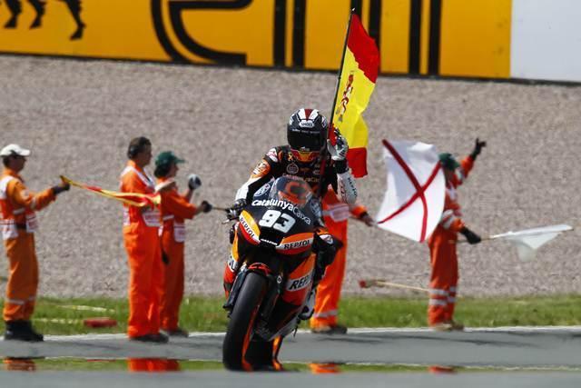 Marquez GP Alemania Moto2