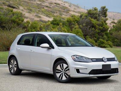 El Volkswagen e-Golf 2017 tendrá una mejora en su autonomía del 30%