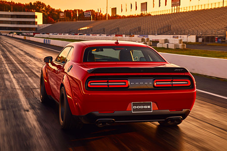 Dodge Callenger SRT Demon