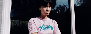 Estas siete camisetas de chico de Stussy lo petan tanto que se las vamos a robar y nos va a dar cero pena no devolvérselas