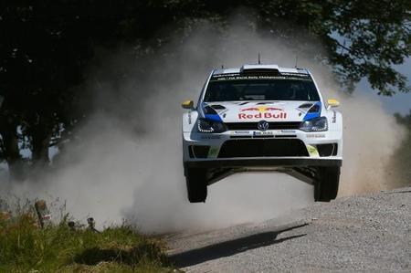 Rally de Polonia 2014: Andreas Mikkelsen aguanta el tipo frente al campeón