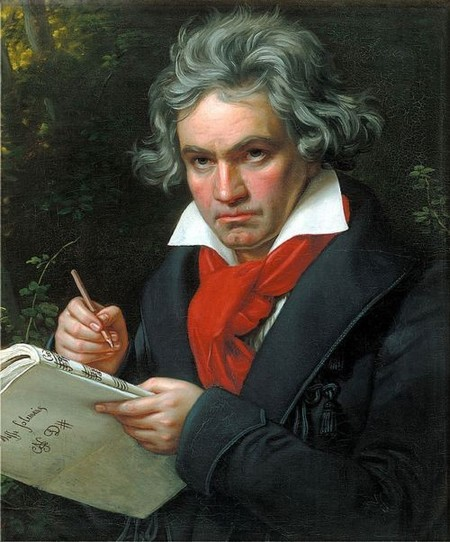 El mechón de pelo de 7.300 dólares de Beethoven