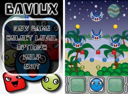 Screenshots de Baviux