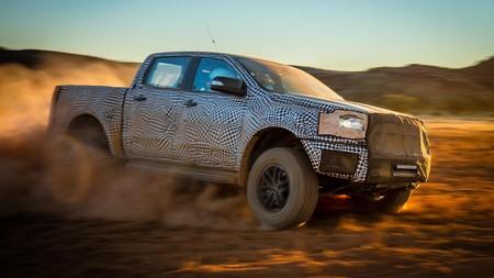 El nuevo Ford Ranger Raptor está a punto de caramelo: lo veremos en febrero