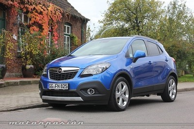 Opel Mokka, el abanderado de un éxito comercial que aumenta de ritmo