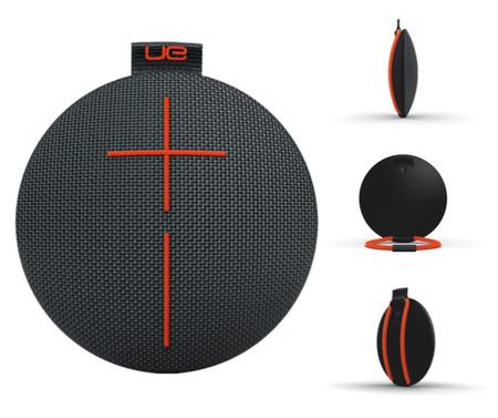 Logitech Ue Roll 2 Stereo Spheric Black Orange 100375 Gal 1 Detail