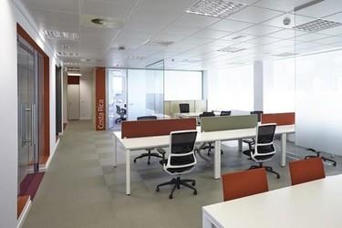 Espacios para trabajar: las nuevas oficinas de Iberia en Madrid