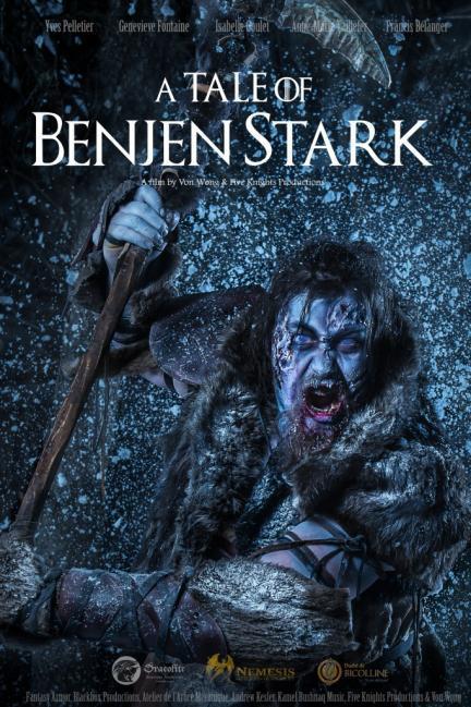 Inspiración Cinematográfica: A Tale of Benjen Stark, de Benjamin Von Wong
