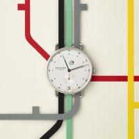 Reloj Metro de NOMOS: tradición relojera y minimalismo contemporáneo