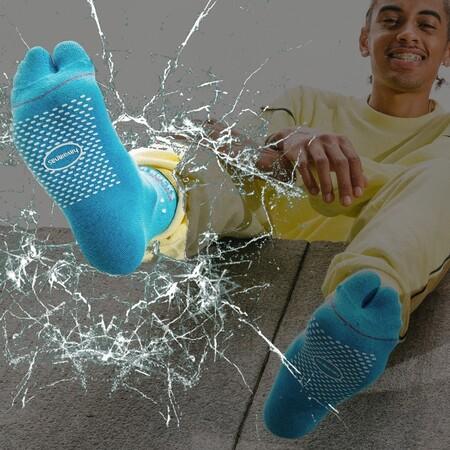 Havaianas lanza los calcetines ideales para quienes gustan llevar sandalias (aún en invierno)