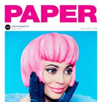 Pues a mí la portada de Kylie Jenner en Paper Magazine me da yuyu