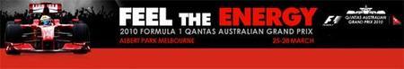 GP de Australia 2010. Cómo verlo por televisión