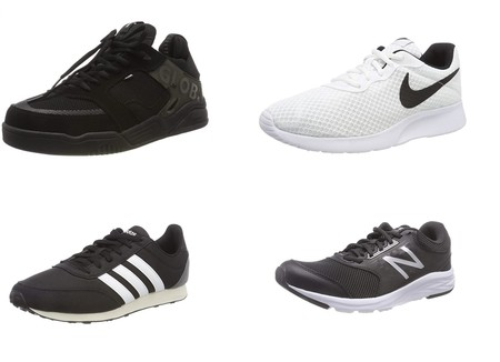 Ofertas New Balance, Adidas, Globe o Nike por menos de 30 euros en talla sueltas de zapatillas en Amazon