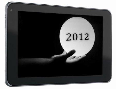 ¿Qué nos depara el 2012 en celulares y tablets?