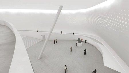 Museo Soumaya, visita interior