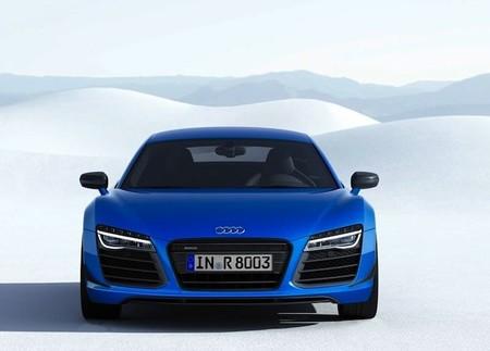 R8 LMX, el nuevo automóvil de Audi