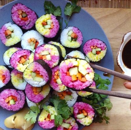 Rainbow Sushi 2