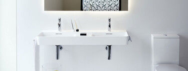 Laufen presenta su nueva colección de lavabos  diseñados para adaptarse a los cuartos de baño más pequeños