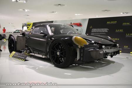Porsche Museum Top Secret 918 Rolling 3
