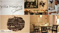 Probamos el menú Gastrobotánica en el Restaurante Villa Magna Rodrigo de la Calle