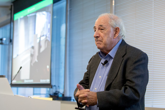 John Searle Speaking At Google 2