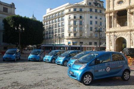 """El """"car sharing"""" y el coche eléctrico, un binomio perfecto"""