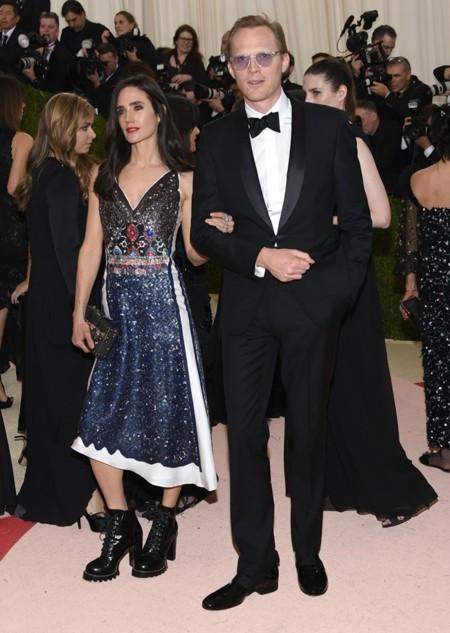 Jennifer Connelly y Paul Bettany