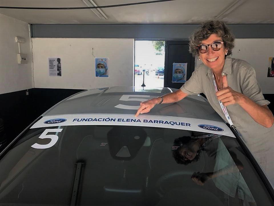 24 Horas Ford 2018 - Elena Barraquer