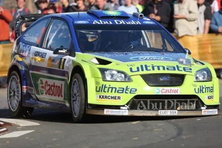 Abu Dhabi quiere acoger un rally del WRC en 2012